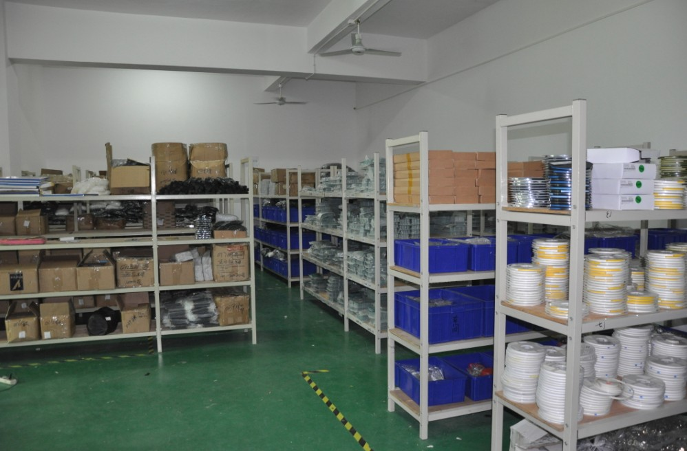 Raw Materials Stores Supervisor